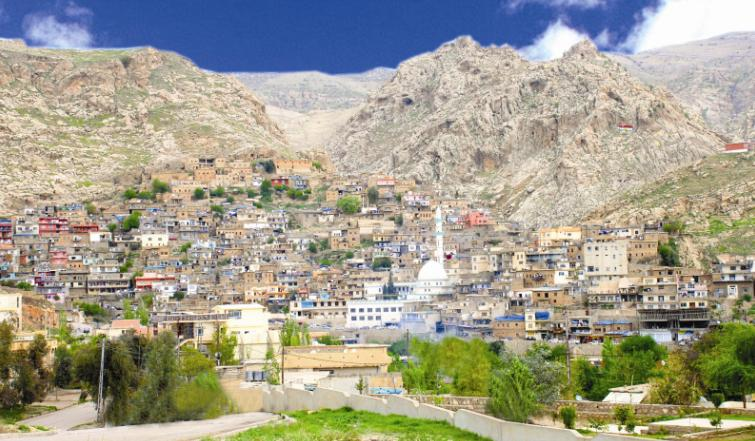 Image result for akre kurdistan